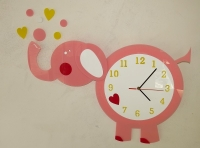 bubble ele clock_1